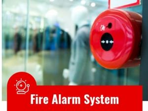 Fire Alarm System Indonesia