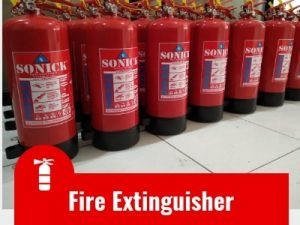 Supplier fire etinguisher indonesia